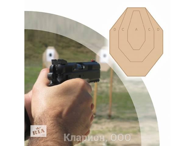бу Мишени IPSC из гофрокартона для практической стрельбы в Харькове