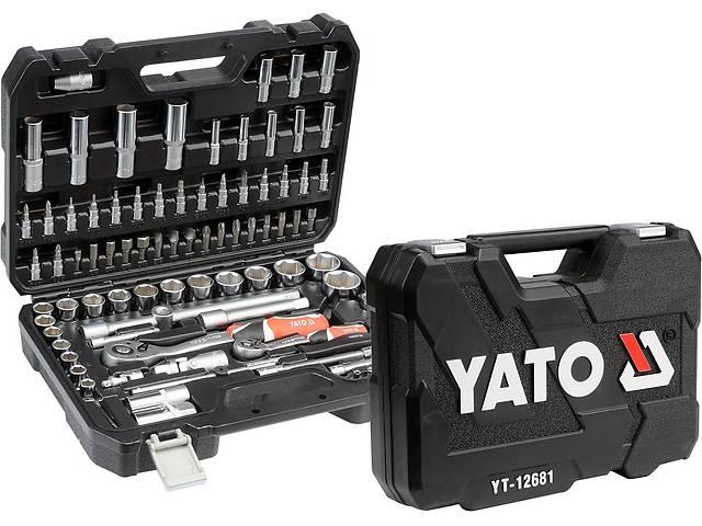 продам Набор инструмента Yato 94 предметов YT-1268 бу в Львове