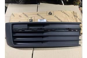 Накладка бампера для Volkswagen T6 (Transporter) 2016