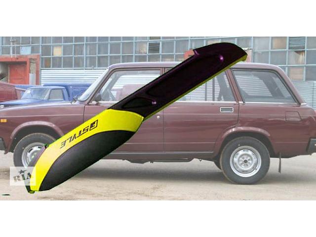 купить бу Накладка на панель VAZ 2105. этот аксессуар придаст машине свою неповторимую индивидуальности. в Запорожье