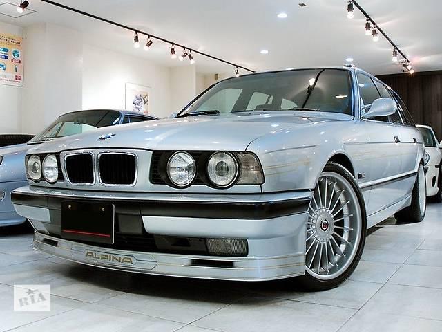 продам НАКЛАДКА ПЕРЕДНЯЯ BMW E34 СТИЛЬ ALPINA бу в Киеве
