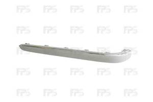 Новые Накладки бампера Mercedes E-Class