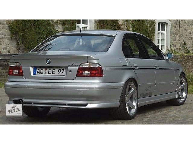 купить бу Юбка обвес тюнинг накладка заднего бампера BMW E39 стиль AC Schnitzer БМВ Е39 в Луцке