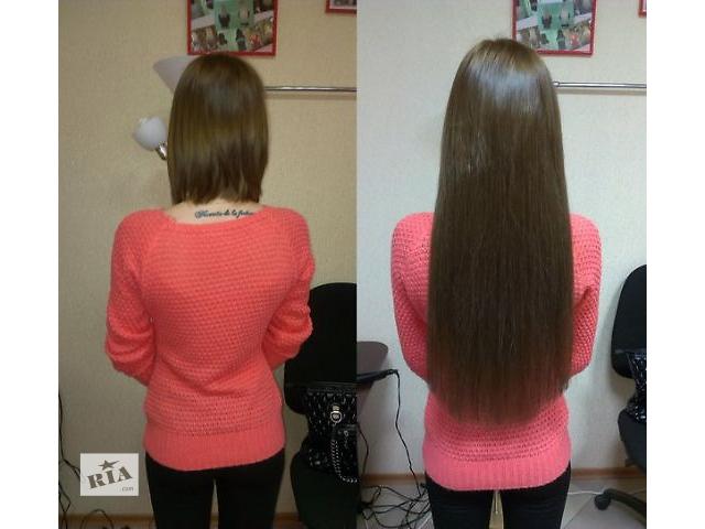 Наращивание волос в Николаеве. Славянский волос всегда в наличии- объявление о продаже  в Николаеве