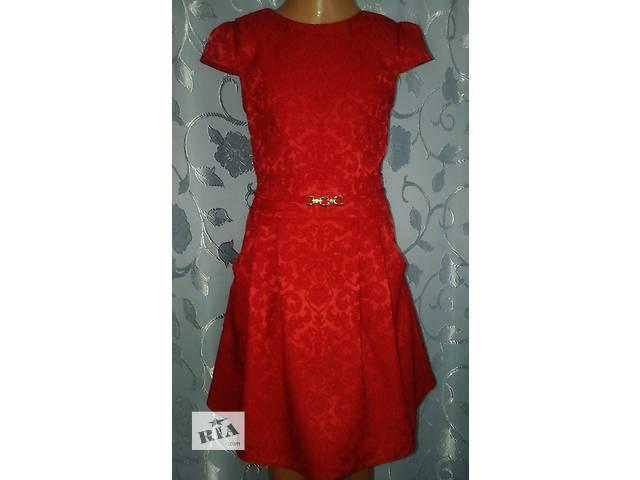 Нарядное детское платье, жаккардовое, модель № 56- объявление о продаже  в Хмельницком