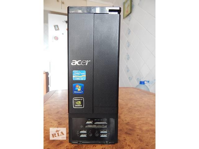бу Настільний компьютер Acer Aspire X3960 в Виннице