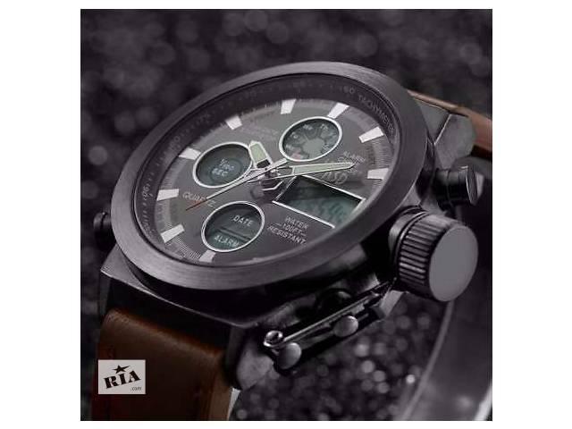 Не убиваемые мужские наручные часы AMST(АМСТ). ОРИГИНАЛ!!- объявление о продаже  в Тернополе