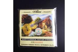 Нові Струни для гітар