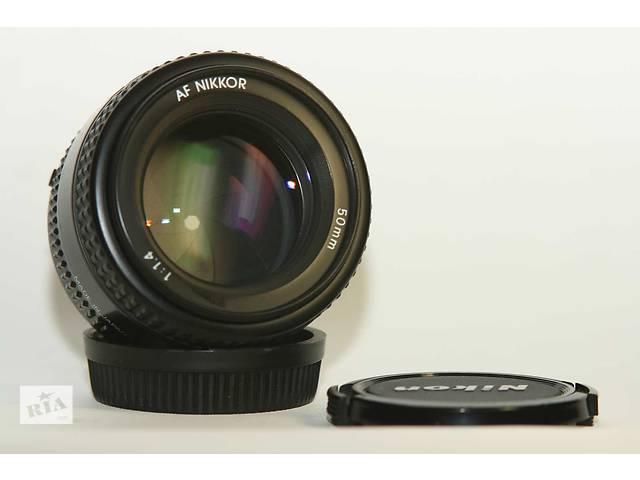 бу Nikon AF Nikkor 50mm f/1.4 MK II Japan в Новограде-Волынском