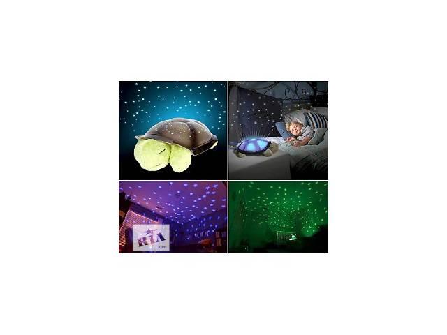 купить бу Ночник Черепаха - проектор звездного неба в Харькове