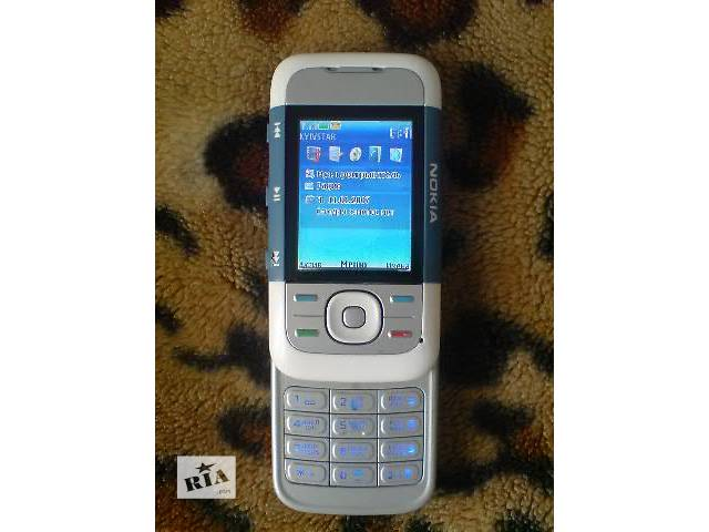 купить бу Nokia 5300 XpressMusic оригинал в Киеве