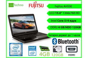 б/в Ноути для роботи та навчання Fujitsu Fujutsu Lifebook AH530