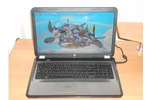 б/у Ноутбуки мультимедийные центры HP (Hewlett Packard) Hp Pavilion g7