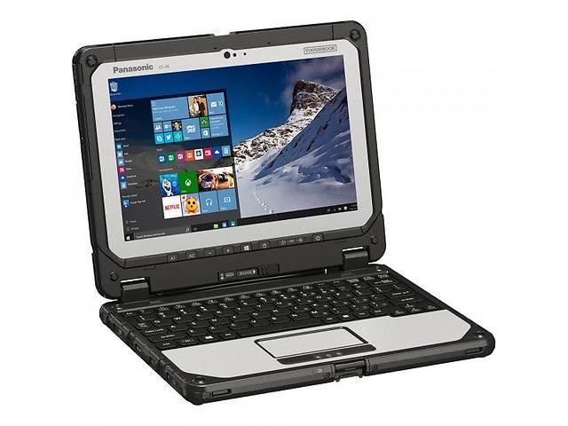 купить бу Ноутбук PANASONIC ToughBook CF-20 (CF-20A0205T9) в Киеве