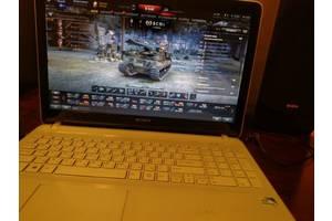 б/у Игровые ноутбуки Sony Toshiba S series