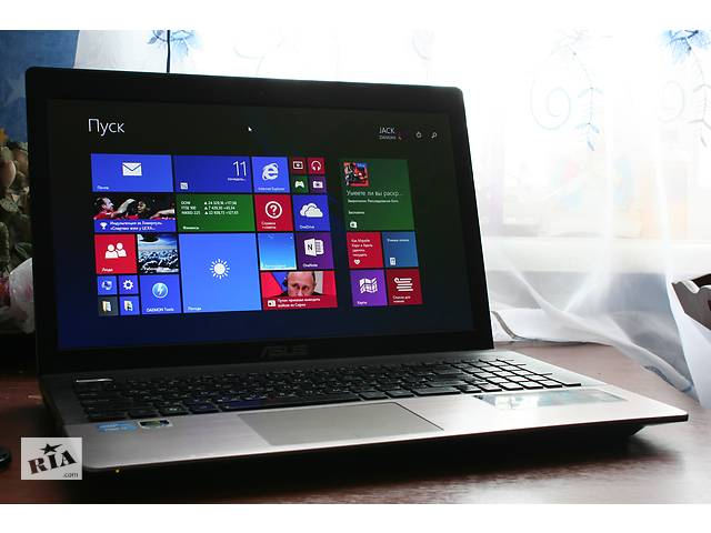 бу Продам ноутбук ASUS K55VM(SX086D) в Белой Церкви