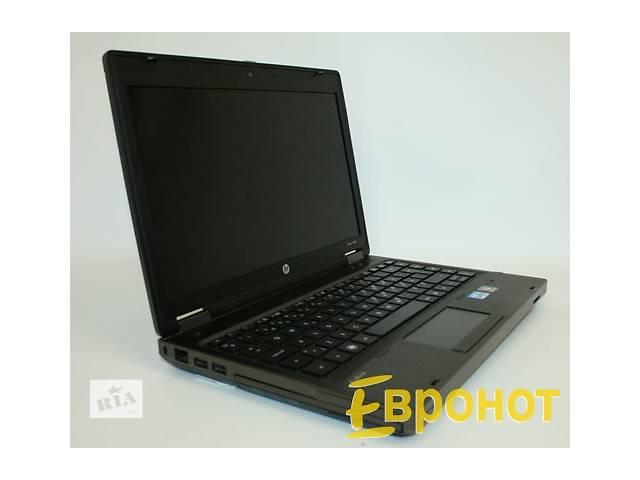 бу Ноутбук HP EliteBook 6360b (2,50 ГГц, 4 Гб, 250 Гб, WebCam) в Киеве