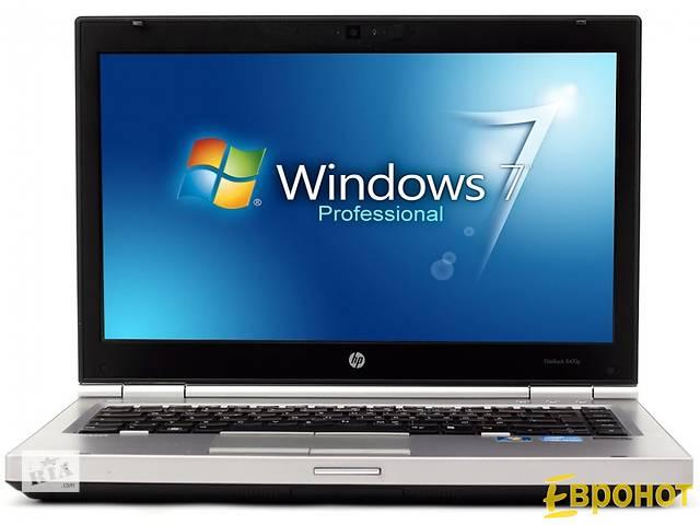 купить бу Ноутбук HP EliteBook 8470p (2,6 ГГц, 8 Гб, 500 Гб, WebCam) в Киеве