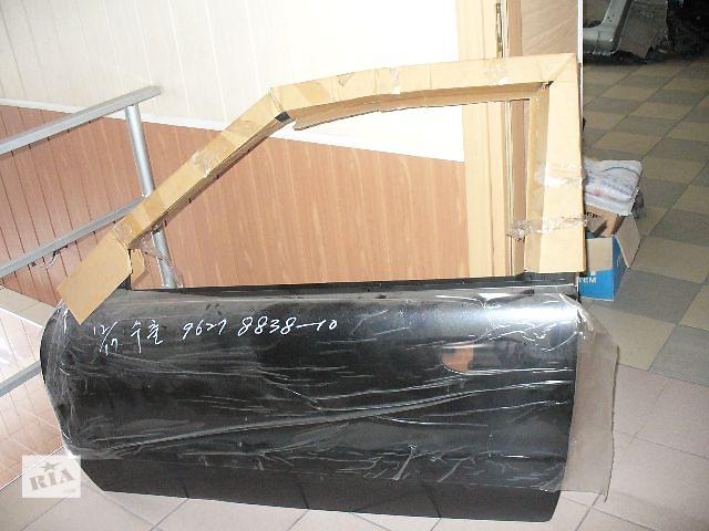 бу Новая дверь передняя для хэтчбека Daewoo Lanos в Запорожье