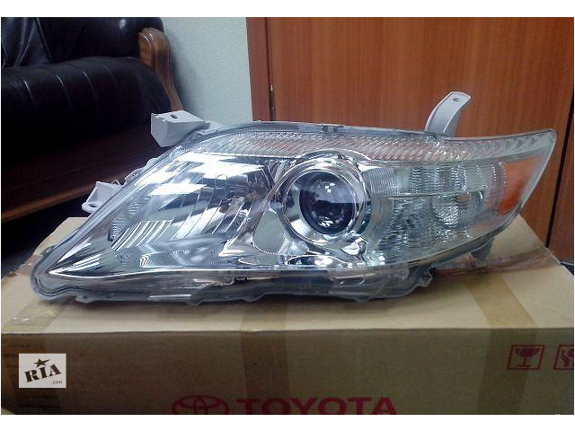 Новая оригинальная левая фара для седана Toyota Camry 40- объявление о продаже  в Харькове