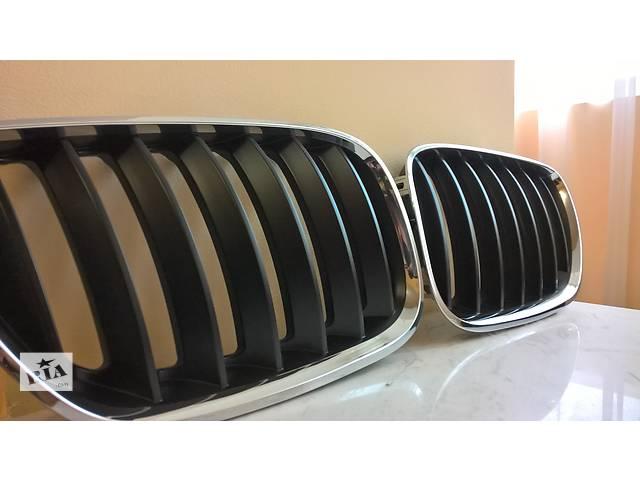 Новая решётка радиатора для кроссовера BMW X5 E53, оригинал!- объявление о продаже  в Киеве