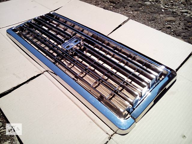 Новая решётка радиатора Хром для  ВАЗ 2107- объявление о продаже  в Черновцах