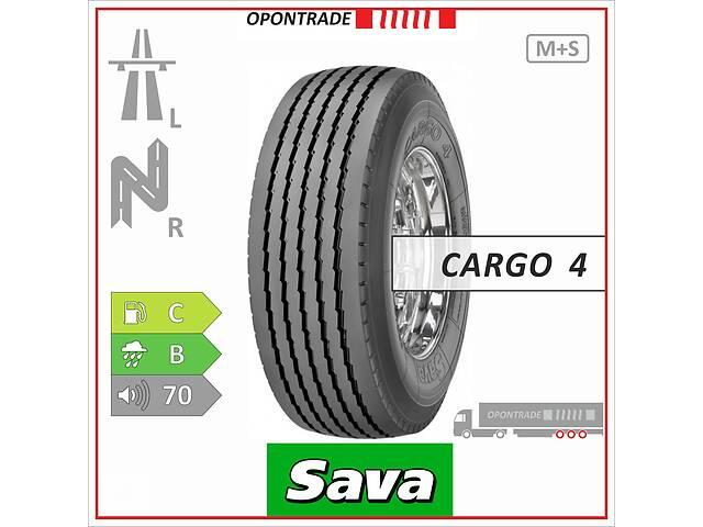 бу Новые шины 385/65 R22. 5 SAVA CARGO 4 HL в Славянске