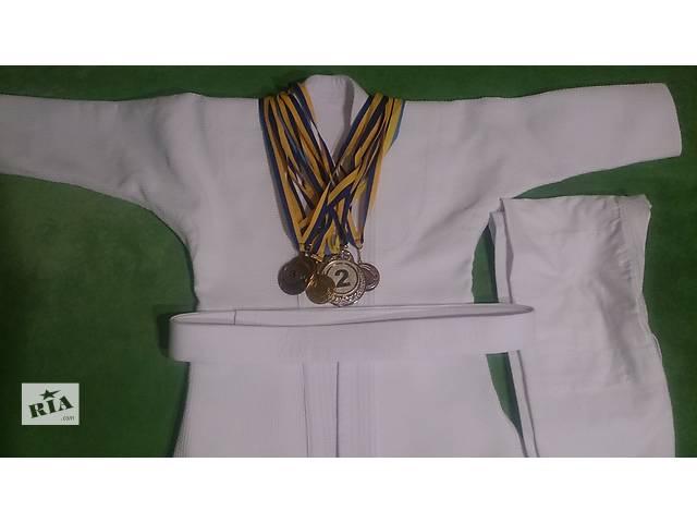 продам Новое кимоно для дзюдо и джиу-джитсу р 130-140 бу в Харькове