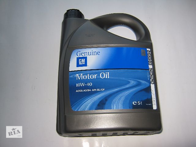 бу Новое масло моторное для легкового авто GM 10W40 в Ковеле