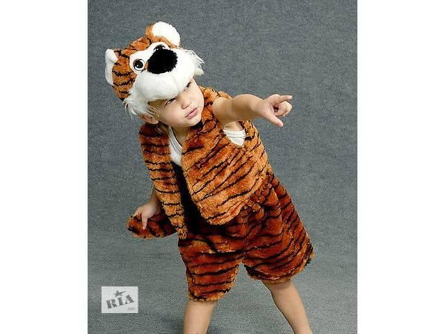 продам новогодний костюм тигр бу в Харькове