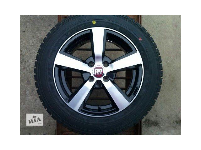 бу Новые R15 4Х98 Оригинальные литые диски на FIAT Doblo, Bravo  Производство Италия в Харькове