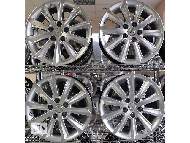 купить бу Новые R17 5X114.3 литые диски Lexus ES,Gs,Rx в Харкові