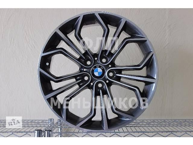 купить бу Новые R19 5x120 оригинальные диски на BMW 5 Series, Производство Германия в Харькове