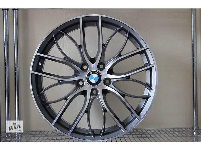 продам Новые R19 5x120 Оригинальные разноширокие диски на BMW X3, Германия бу в Харькове