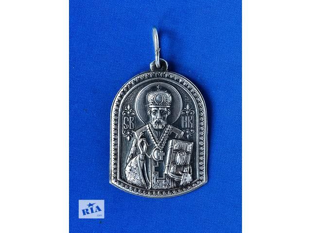 купить бу Новые серебряные иконки-ладанки 925проба  в Киеве