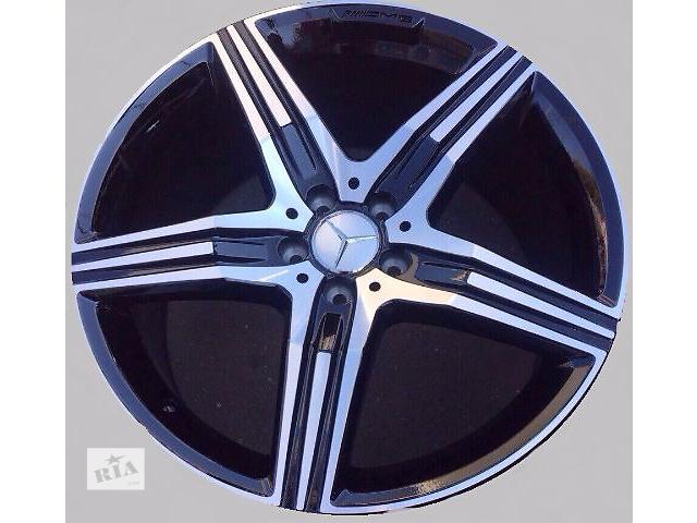 продам Новые 20' 5Х112 Оригинальные литые диски на Mercedes S-Klasse бу в Харькове