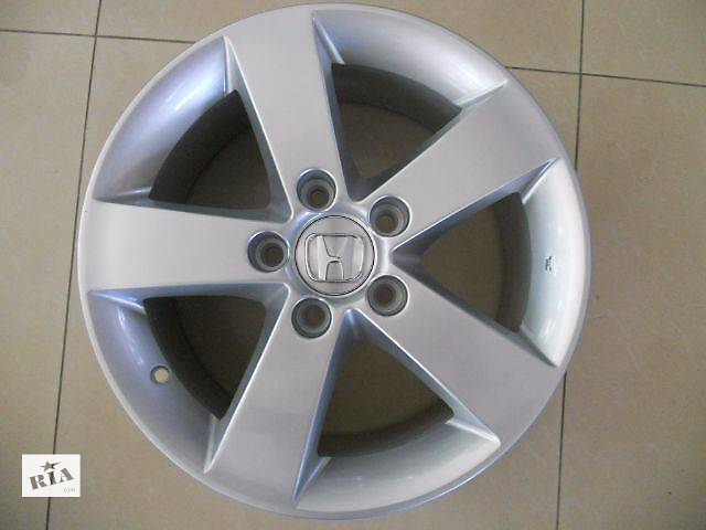 Новые  R16 5x114.3 литые диски на Honda Civic,Accord Оригинальные диски- объявление о продаже  в Харкові