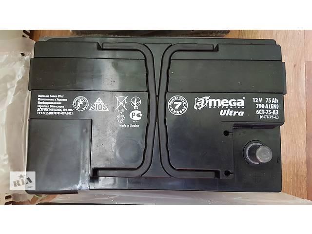купить бу Новый аккумулятор для легкового авто A-Mega в Ровно