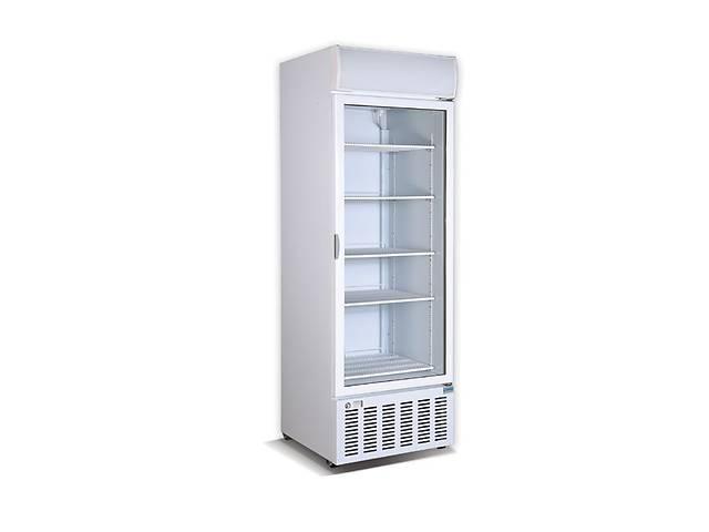 Новый холодильный шкаф витрина Crystal 600 л, отменное качество- объявление о продаже  в Ровно