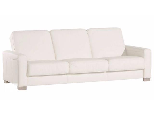 продам Новый кожаный польский раскладной диван Vegas с гарантией в 2 года бу в Киеве