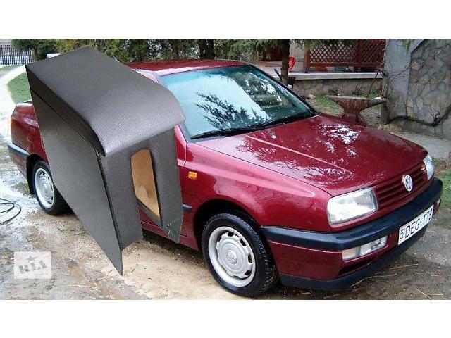 купить бу Новый Подлокотник для Volkswagen Vento Цвет - Черный (Матовый) Материал - дерево Установка - установка на штатные места в Житомире