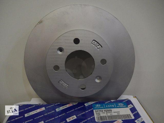 бу Новый тормозной диск для легкового авто Hyundai Accent в Киеве