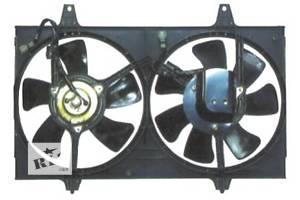 Новые Вентиляторы осн радиатора Nissan Maxima