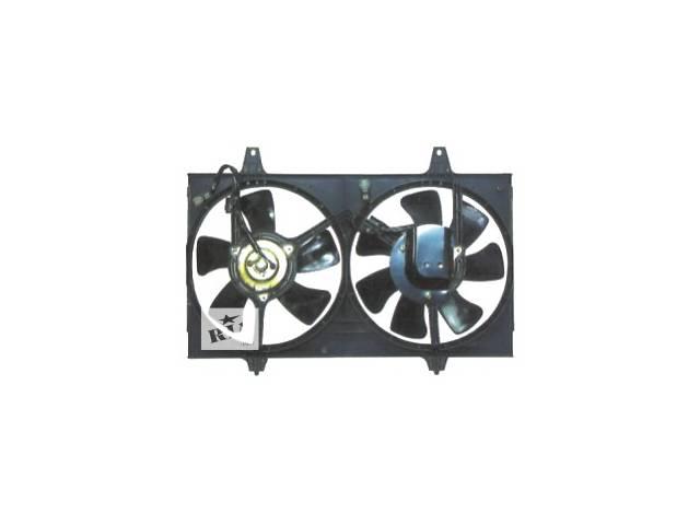 купить бу Новый вентилятор осн радиатора для легкового авто Nissan Maxima  95-00р. в Луцке