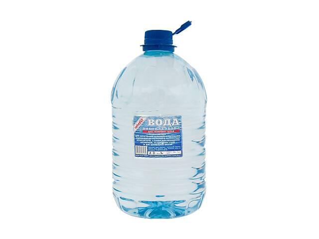 купить бу Новый вода дистиллированная  5 л.  инструменты и оборудование 093772 в Черновцах