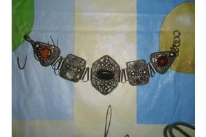 Новые Женские браслеты из серебра