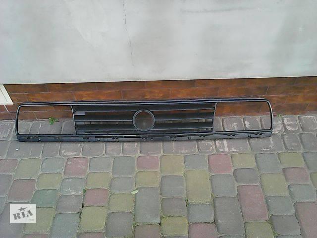 бу новий Деталі кузова Решітка радіатора Легковий Volkswagen Jetta 1990 в Ковелі
