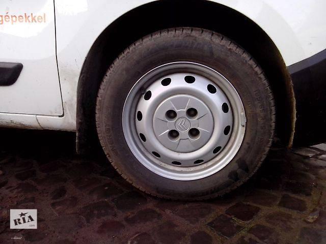 бу новий Колеса і шини Ковпак на диск Легковий Citroen Nemo 2013 Пасажирський в Чопе