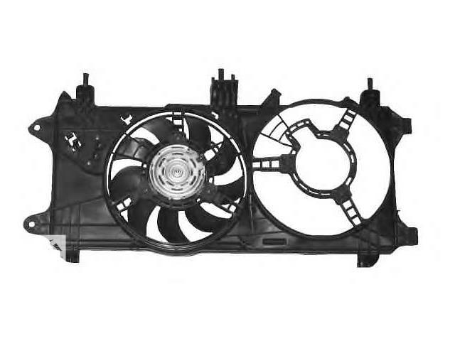 новый Система охлаждения Диффузор+Вентилятор  Fiat Doblo 1,3 1,9 Multijet  05-10р. Без конд.- объявление о продаже  в Луцке