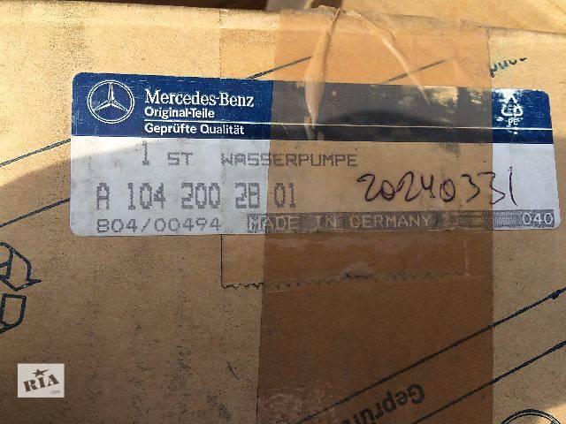 бу новый Система охлаждения Помпа Легковой Mercedes 124 1994 в Ивано-Франковске